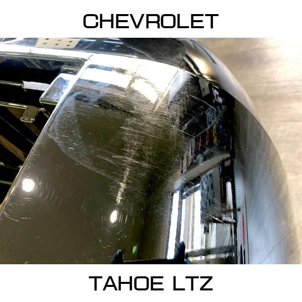 中古 2012y シボレータホLTZ 純正リアバンパー Chevrolet Tahoe アメ車_画像2