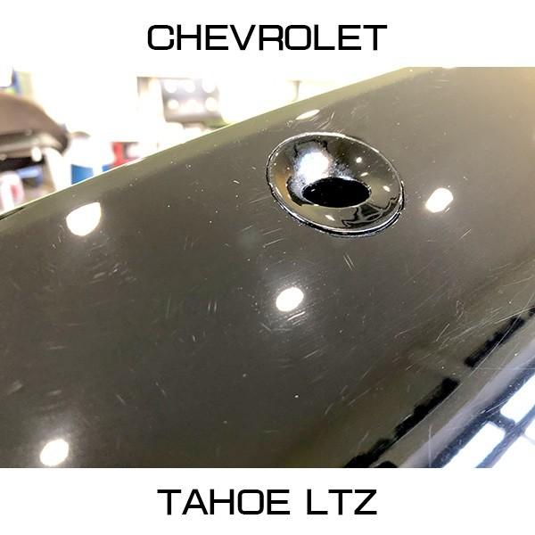 中古 2012y シボレータホLTZ 純正リアバンパー Chevrolet Tahoe アメ車_画像3