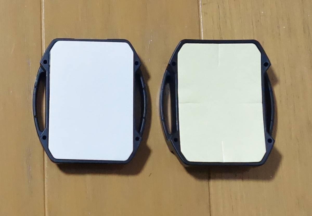 SONY ソニー 純正 アクションカム用 接着マウント VCT-AM1 平面1個+曲面1個 未使用 送料無料_画像2