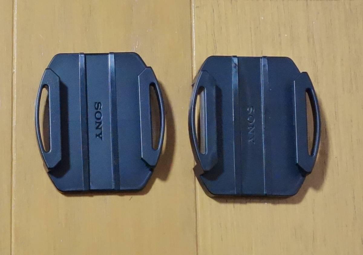 SONY ソニー 純正 アクションカム用 接着マウント VCT-AM1 平面1個+曲面1個 未使用 送料無料_画像1