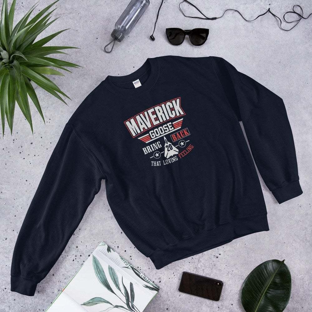 海外 限定品 トップガン マーヴェリック トムクルーズ スウェットシャツ サイズ各種 3_画像1