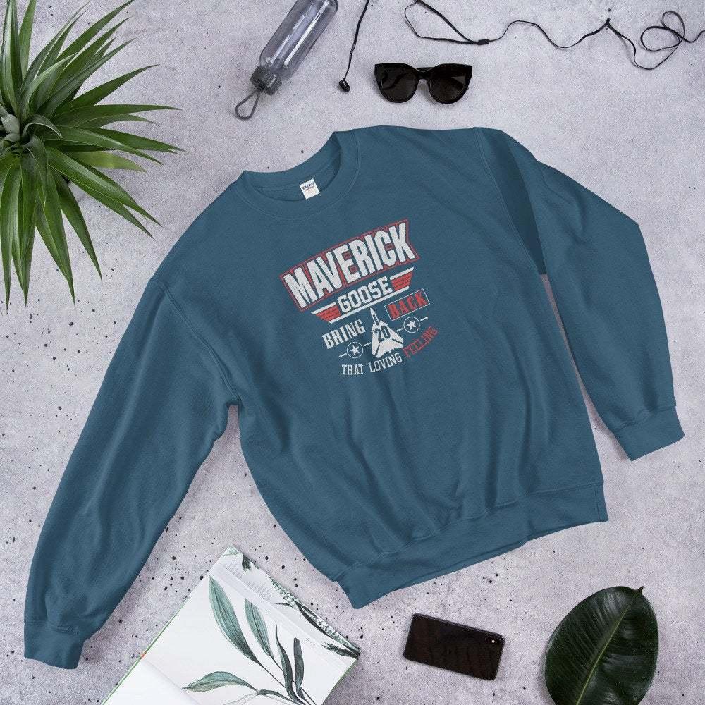 海外 限定品 トップガン マーヴェリック トムクルーズ スウェットシャツ サイズ各種 4_画像1
