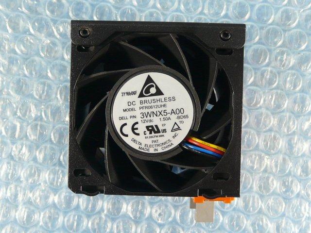 1HDL // Dell PowerEdge R720 の ファン 03RKJC PFR0612UHE 3WNX5-A00 12V 1.50A // 在庫9[12]_画像7