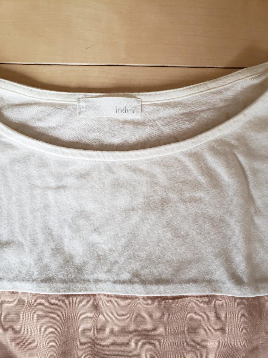 トップス カットソー Tシャツ index