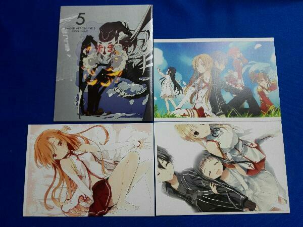 ソードアート・オンライン 5(完全生産限定版)(Blu-ray Disc)_画像3
