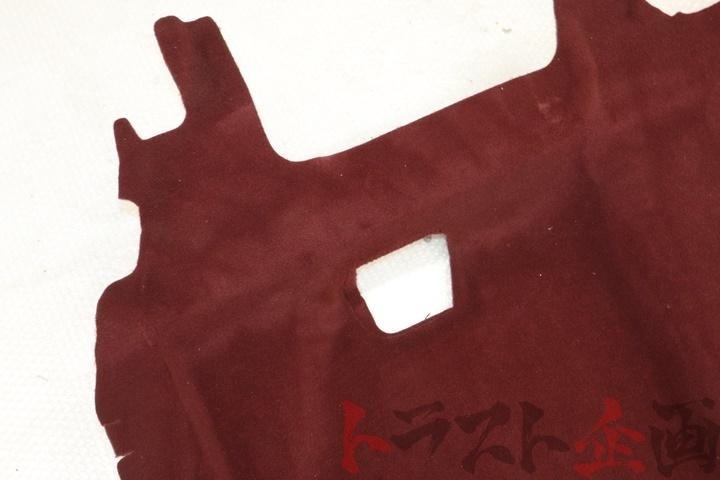 4961229 フロアカーペット シビック タイプRユーロ FN2 トラスト企画_画像6