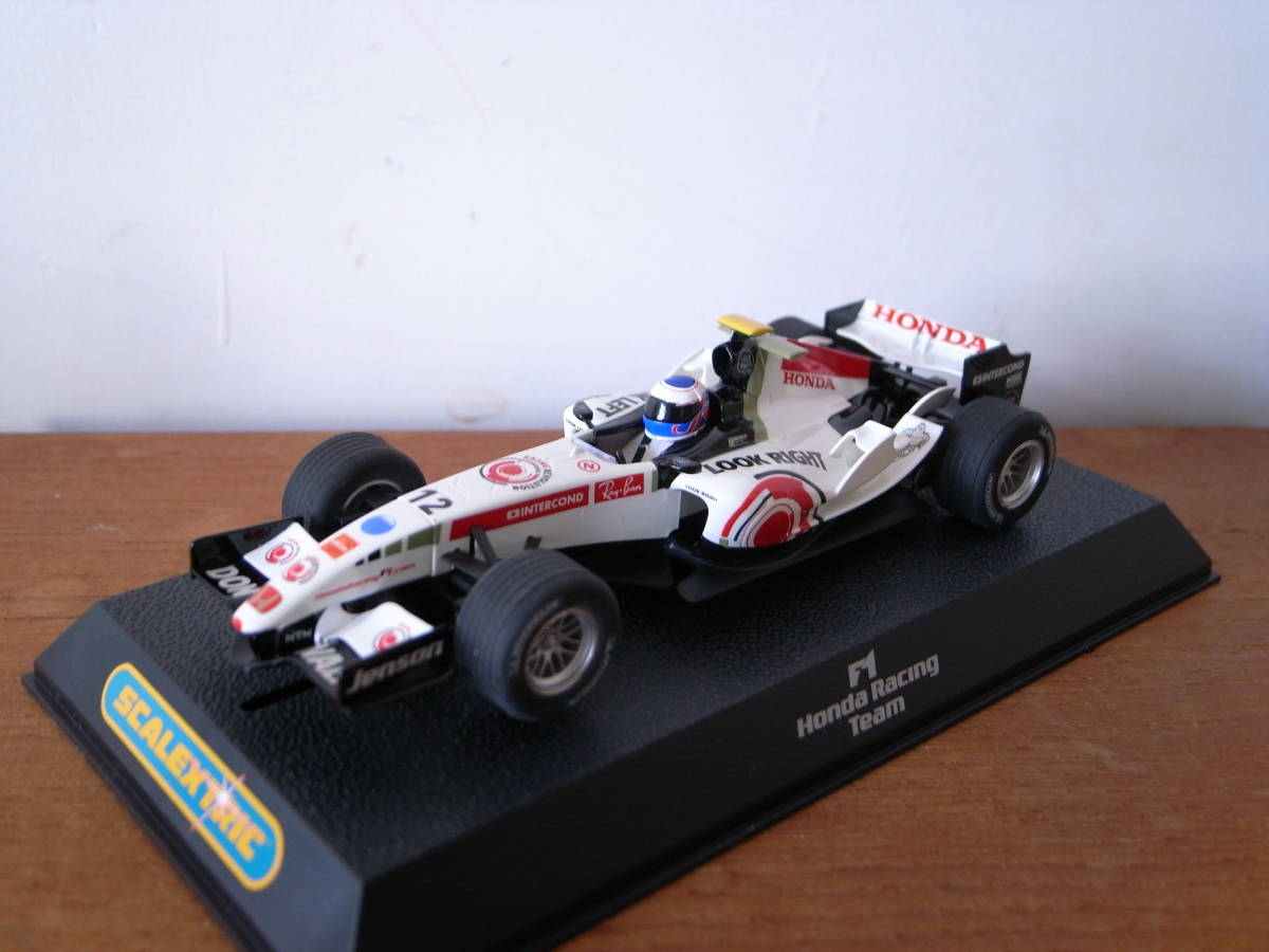 1/32 Scalextric F1 Honda Racing Team #12