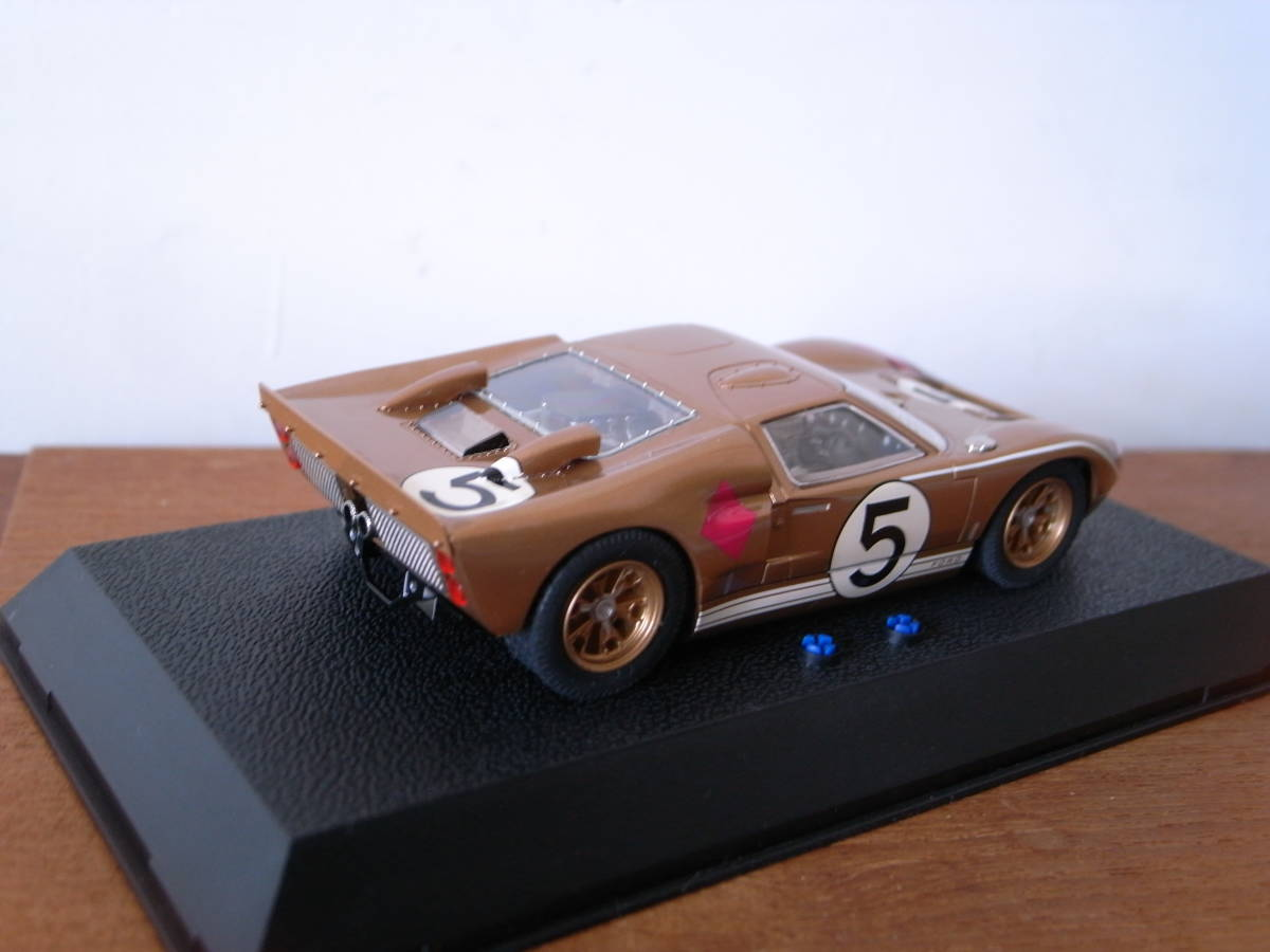 1/32 Scalextric Ford GT MK II 24h.LeMans 1966 #5