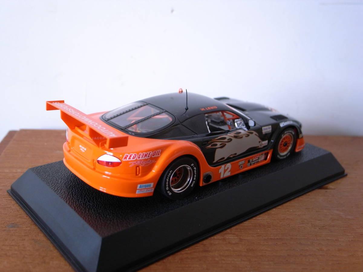1/32 Scalextric Jaguar XKRS Autocon Motorsports #12