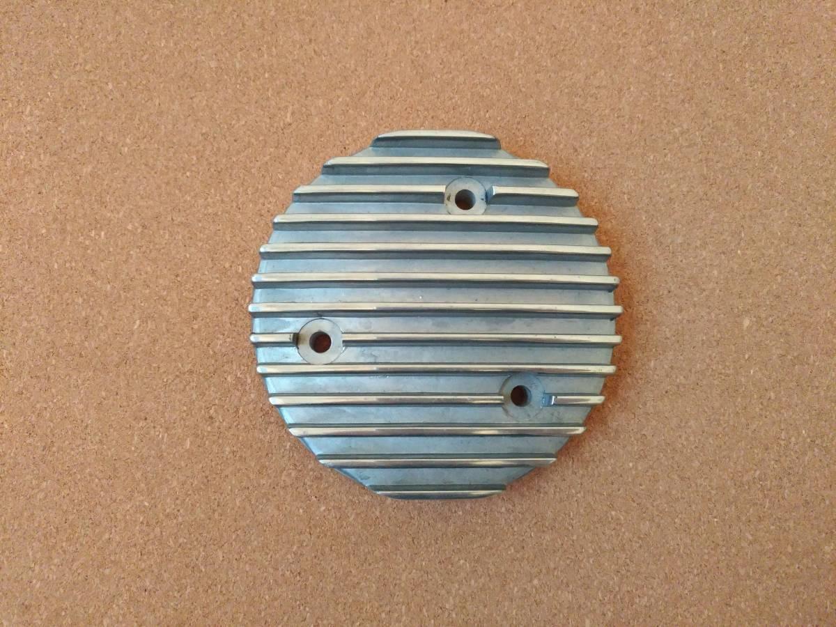 当時物 リード工業製 CB400F CB350F 用 ダイナモカバー 未使用品 (検 キジマ BEET デイトナ JMC フィン カフェレーサー ヨシムラ_画像1