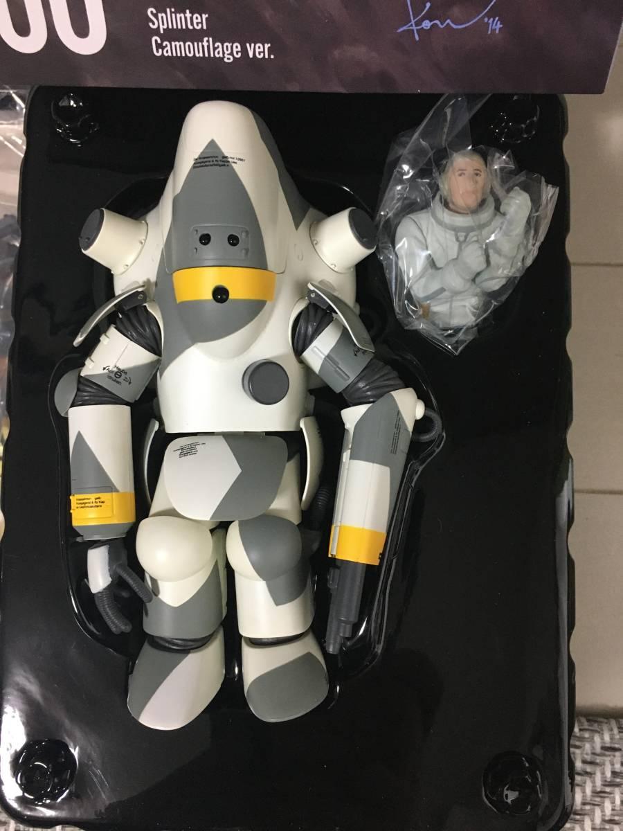 美品 千値練Ma.k 1/16 アクションモデル KAUZ_画像4