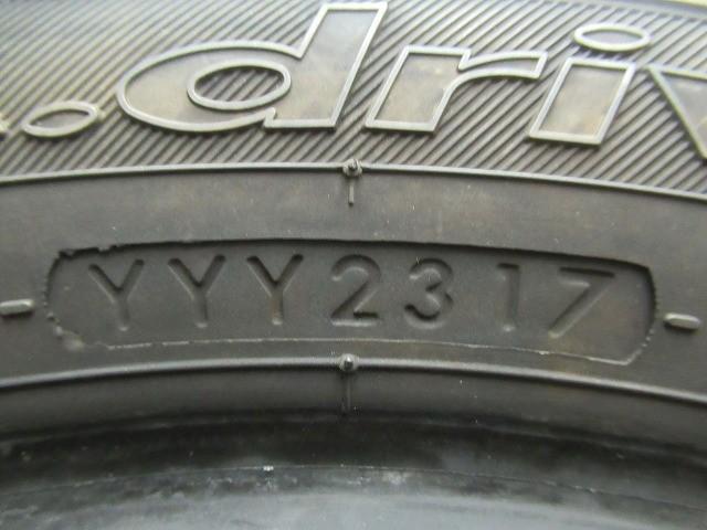 155-65R14 8分山 ヨコハマAドライブ 中古タイヤ【2本セット】送料無料(AM14-2301)_画像6