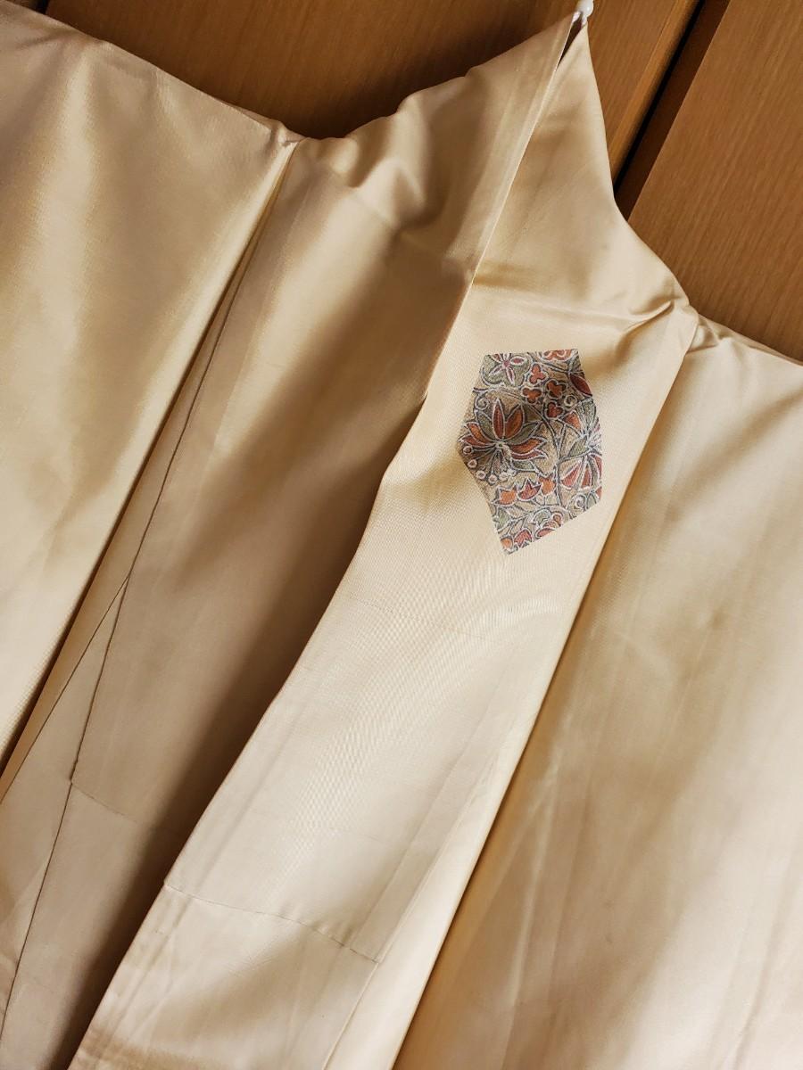 正絹 紬 着物 アンティーク リメイク 入学式 卒業式