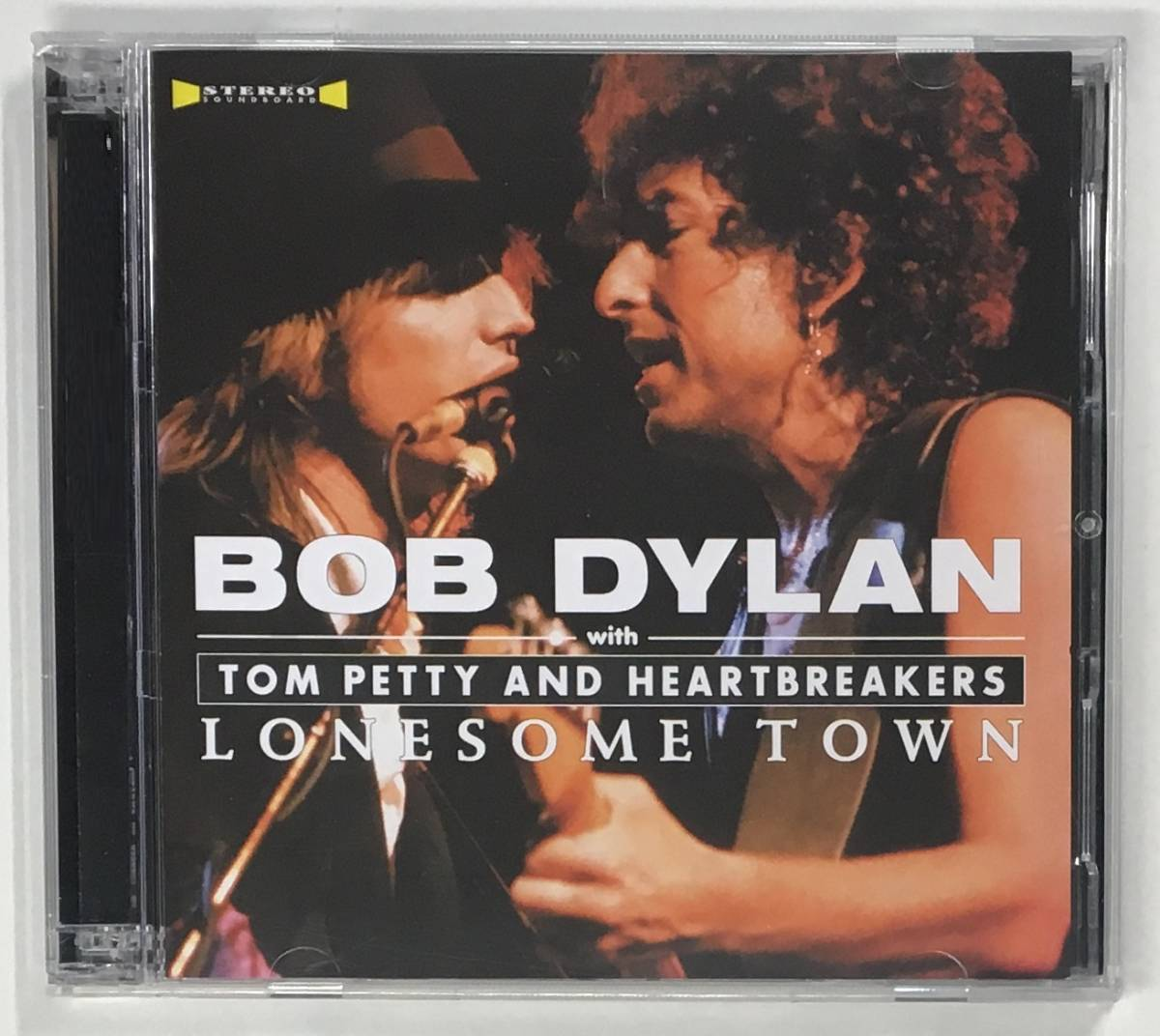 M3084◆BOB DYLAN with TOM PETTY & THE HEARTBREAKERS◆LONESOME TOWN 1986(2CD)