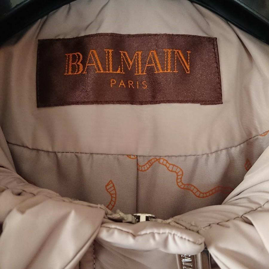 ダウンコート ダウンジャケット バルマン Mサイズ