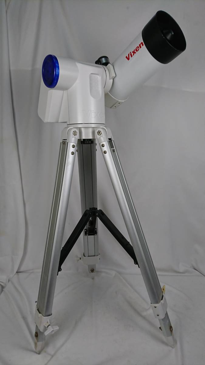 Vixen/ビクセン 天体望遠鏡 VMC110L スカイポッド経緯台SKYPOD STAR 300K Type 5 三脚付き ジャンク品 DN029DEE39