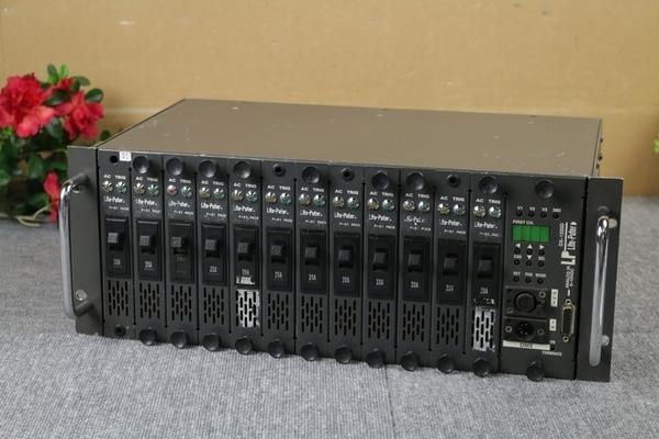 【ライトピューター Lite-Puter】調光ユニット(DX-1220D)舞台照明 舞台演出 現状品 R236_画像1