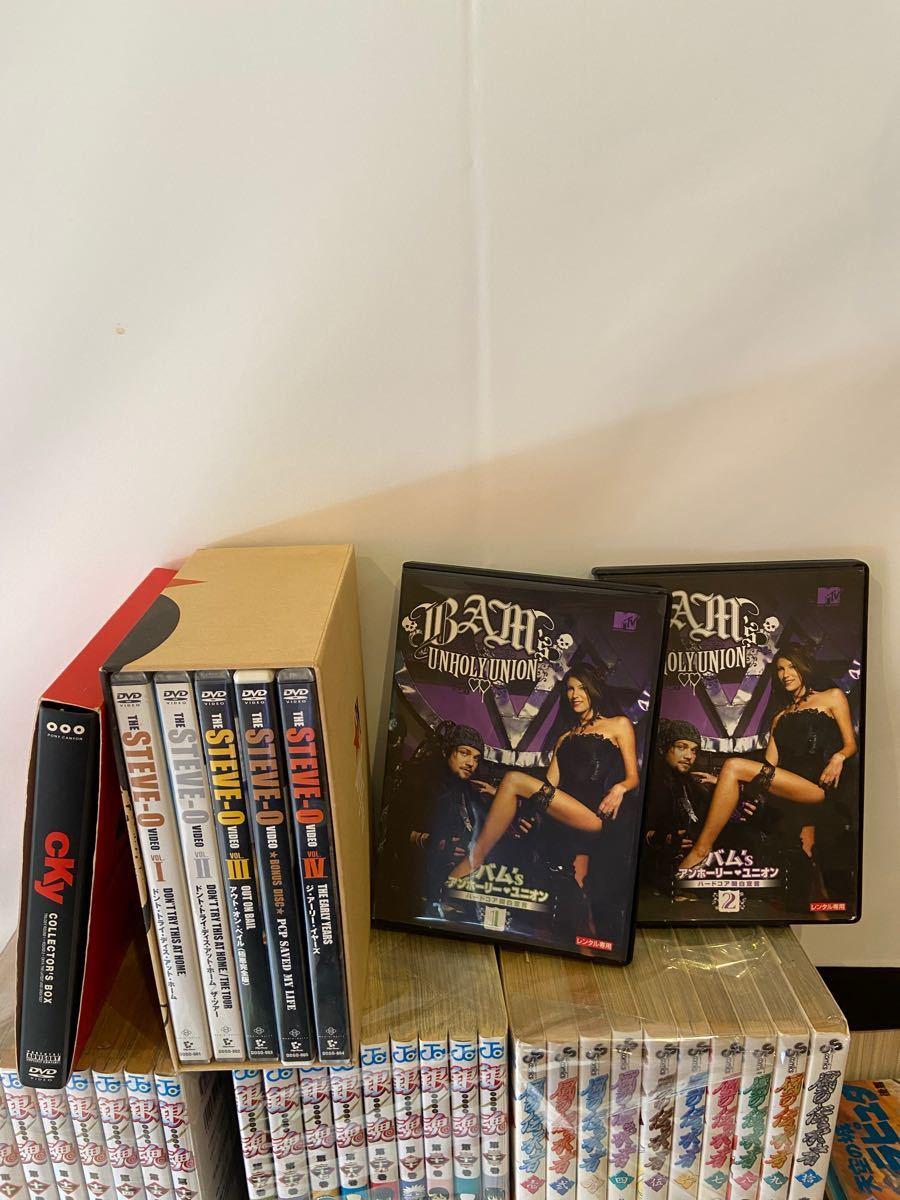 DVD スティーボー バムマージェラ DVD cky