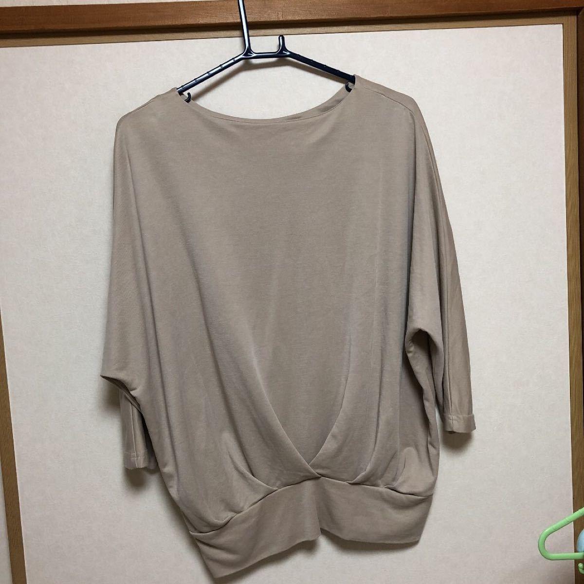 トップス  カットソー 韓国 Tシャツ