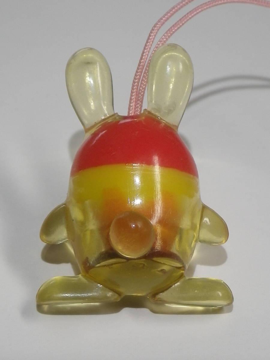 キョロちゃん ストラップ 森永製菓 チョコボール マスコット キャラクター ウサギ バージョン 着ぐるみ うさぎ_画像2