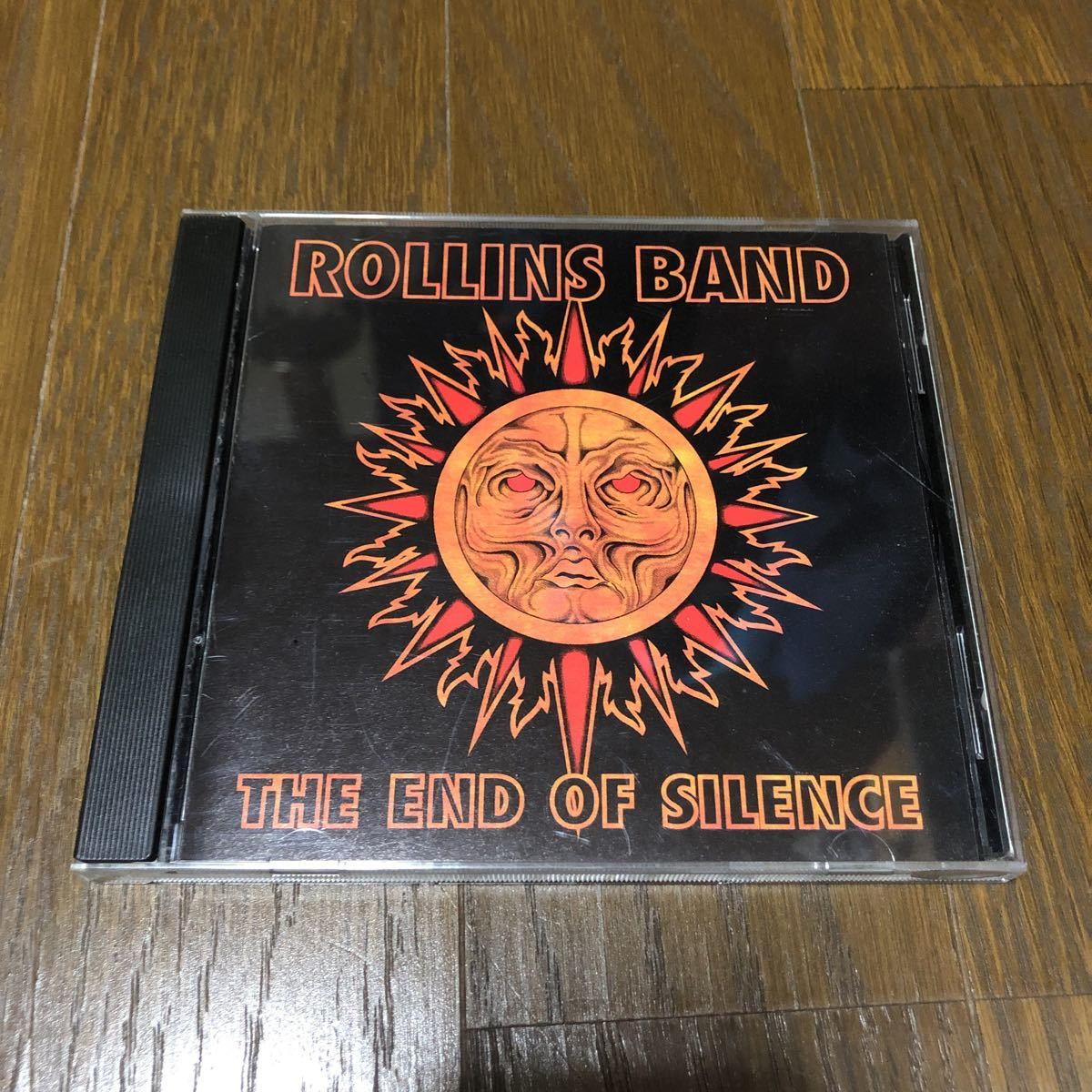 Rollins Band The End Of Silence USA盤CD