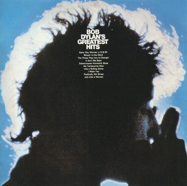 ボブ・ディラン BOB DYLAN / ボブ・ディラン・グレイテスト・ヒット Bob Dylan's Greatest Hits / 1967年作品 / 日本盤_画像1