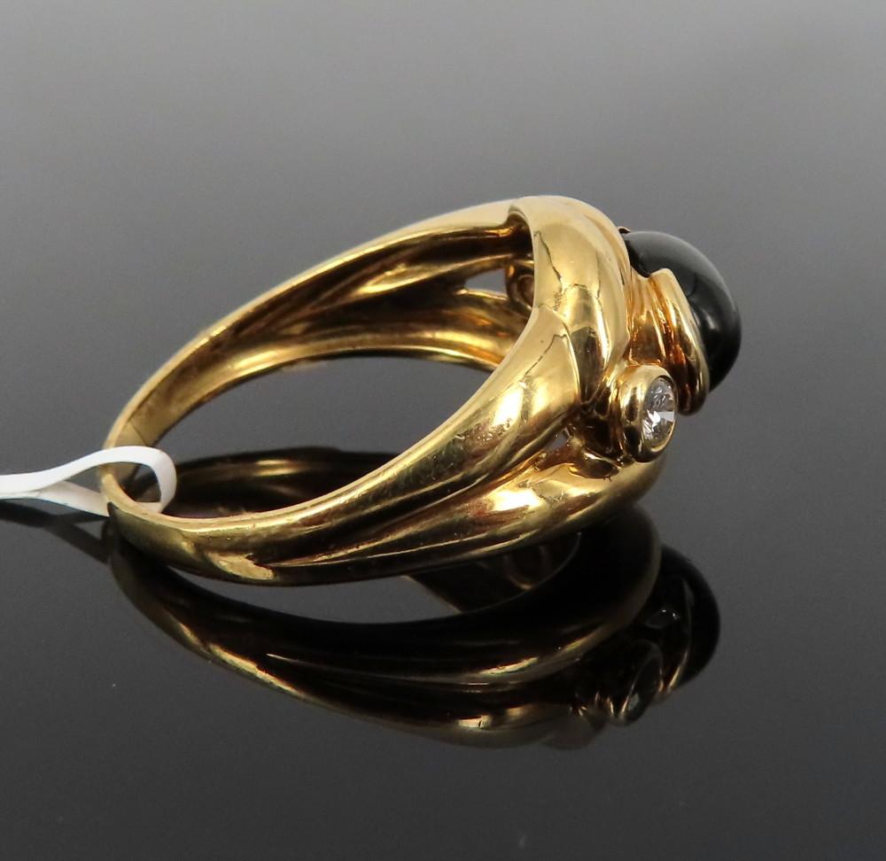 ◆ヴィンテージ◆【2.50ct ペリドット】《0.25ct ダイヤモンド》【18金イエローゴールド18K】《指輪 リング》_画像3