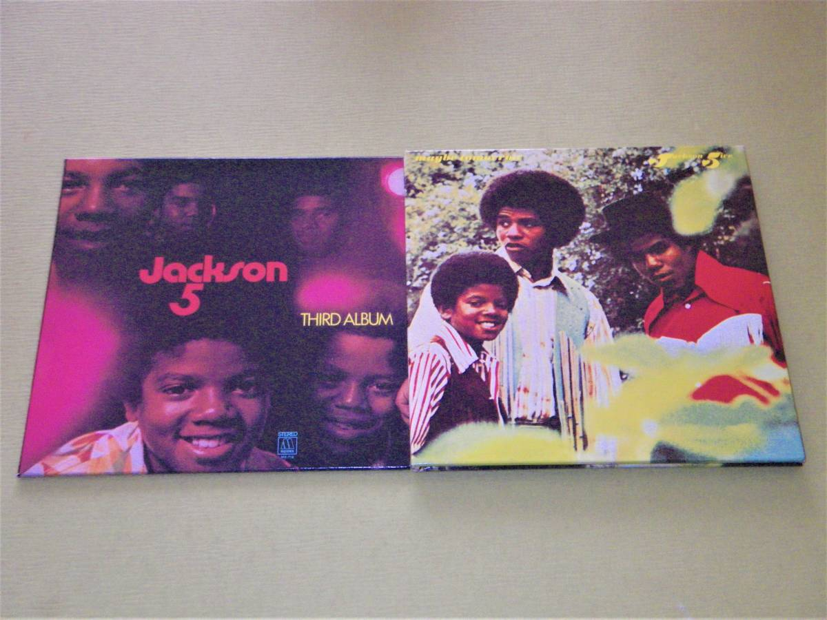 ★ジャクソン5【アイル・ビー・ゼア/さよならは言わないで】CD, 紙ジャケ, ボートラ★_画像1