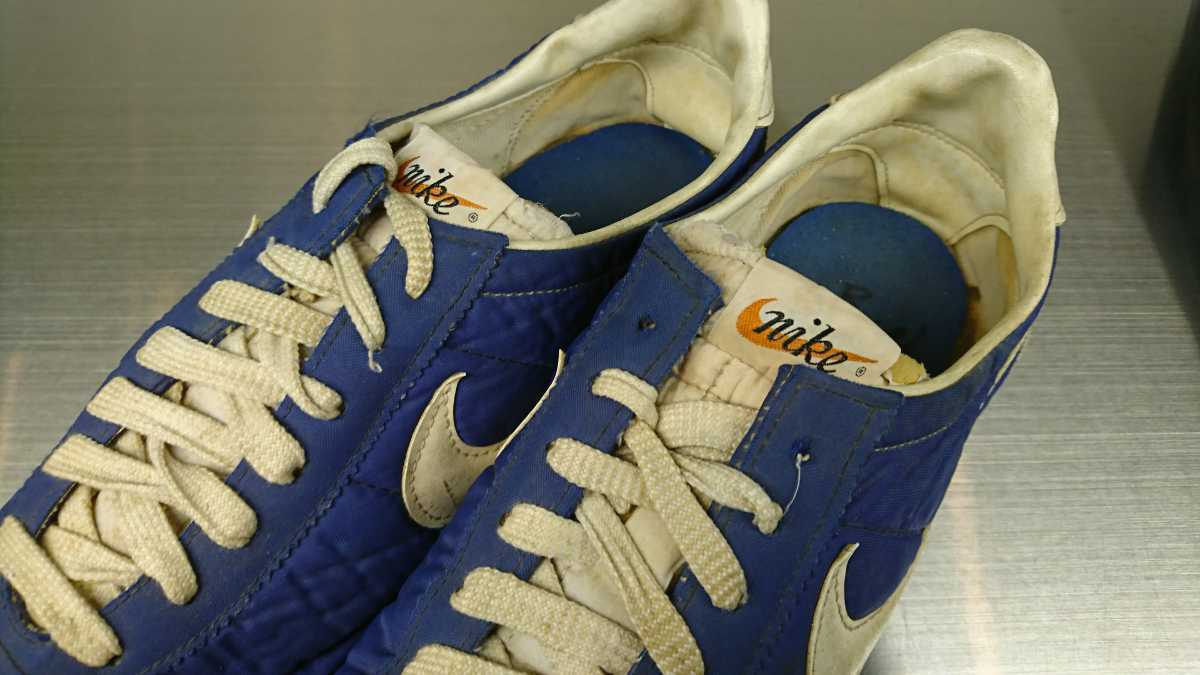 NIKE CORTEZ 70s VINTAGE MADE IN JAPAN ナイキ コルテッツ 筆記体 日本製_画像9
