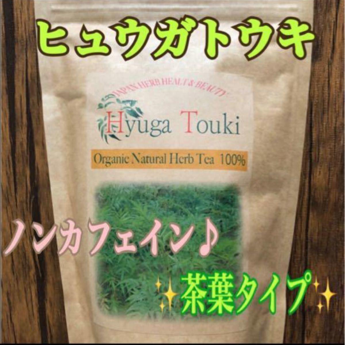 話題沸騰!ヒュウガトウキ 茶葉 国産ハーブティー 健康茶