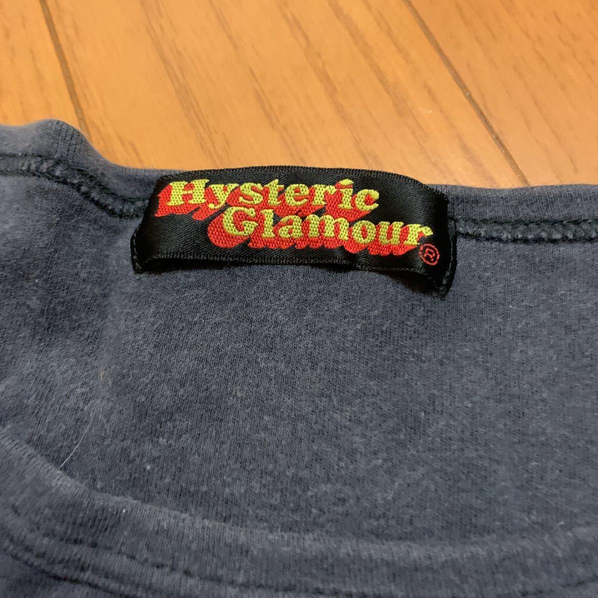 ヒステリックグラマー レディース半袖Tシャツ