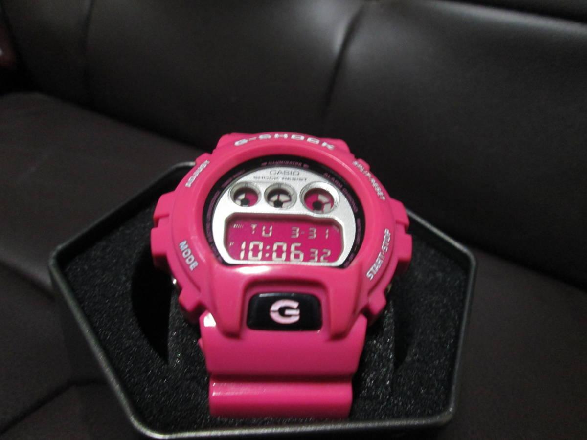 CASIO G-SHOCK DW-6900 CS  <中古?美品> G-ショック