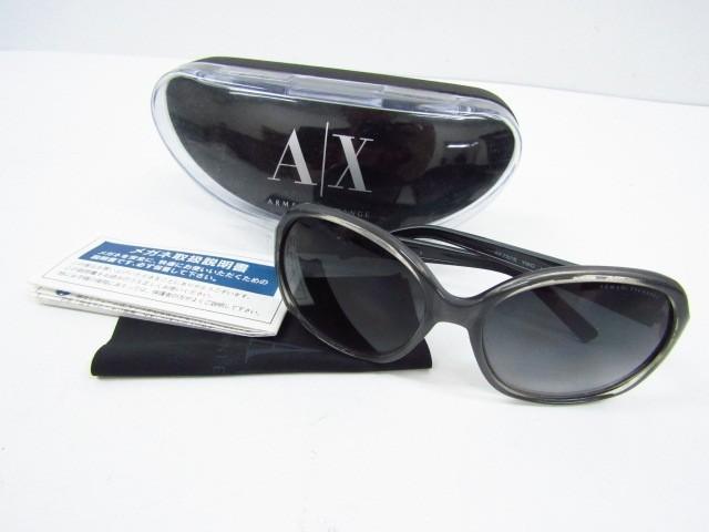 ARMANI EXCHANGE アルマーニエクスチェンジ AX232/S YWQ JJ サングラス♪AC14371
