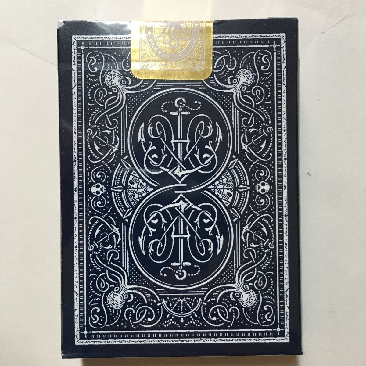HMNIM PLAYING CARDS HI MY NAME IS MARK DAN AND DAVE D&D ダンデブ 新品 1デック_画像2