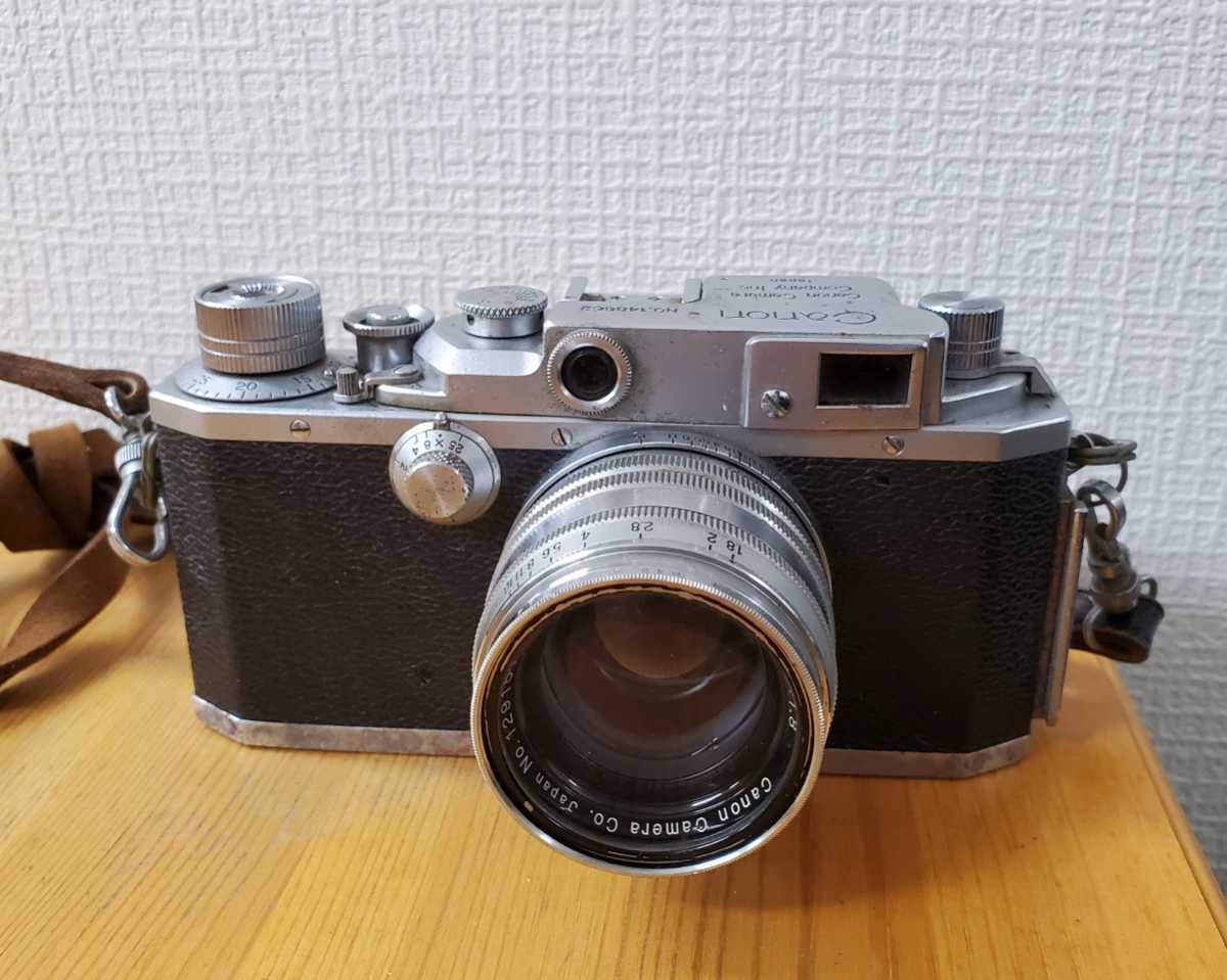 キャノン Canon Camera Company Inc. japan フィルムカメラ 50mm f:1.8