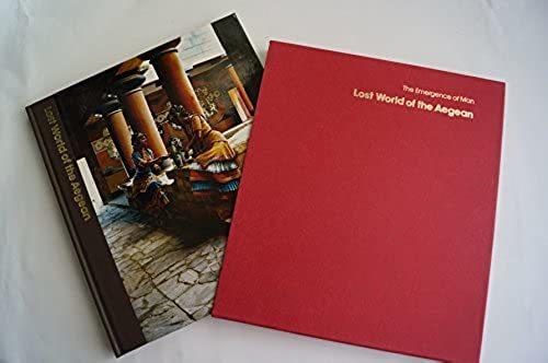 失われたエーゲ海文明 ライフ人類100万年 1977年発行/美品/日本語 Lost World of the Aegean-The Emergence of Man 社会科/世界史/歴史_画像1