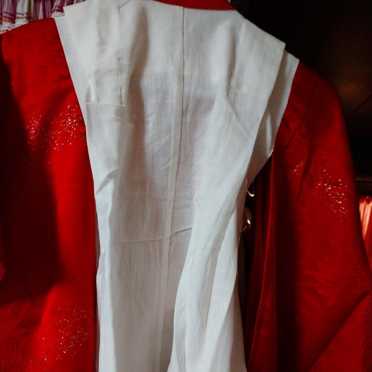 リメイク子供用正絹着物