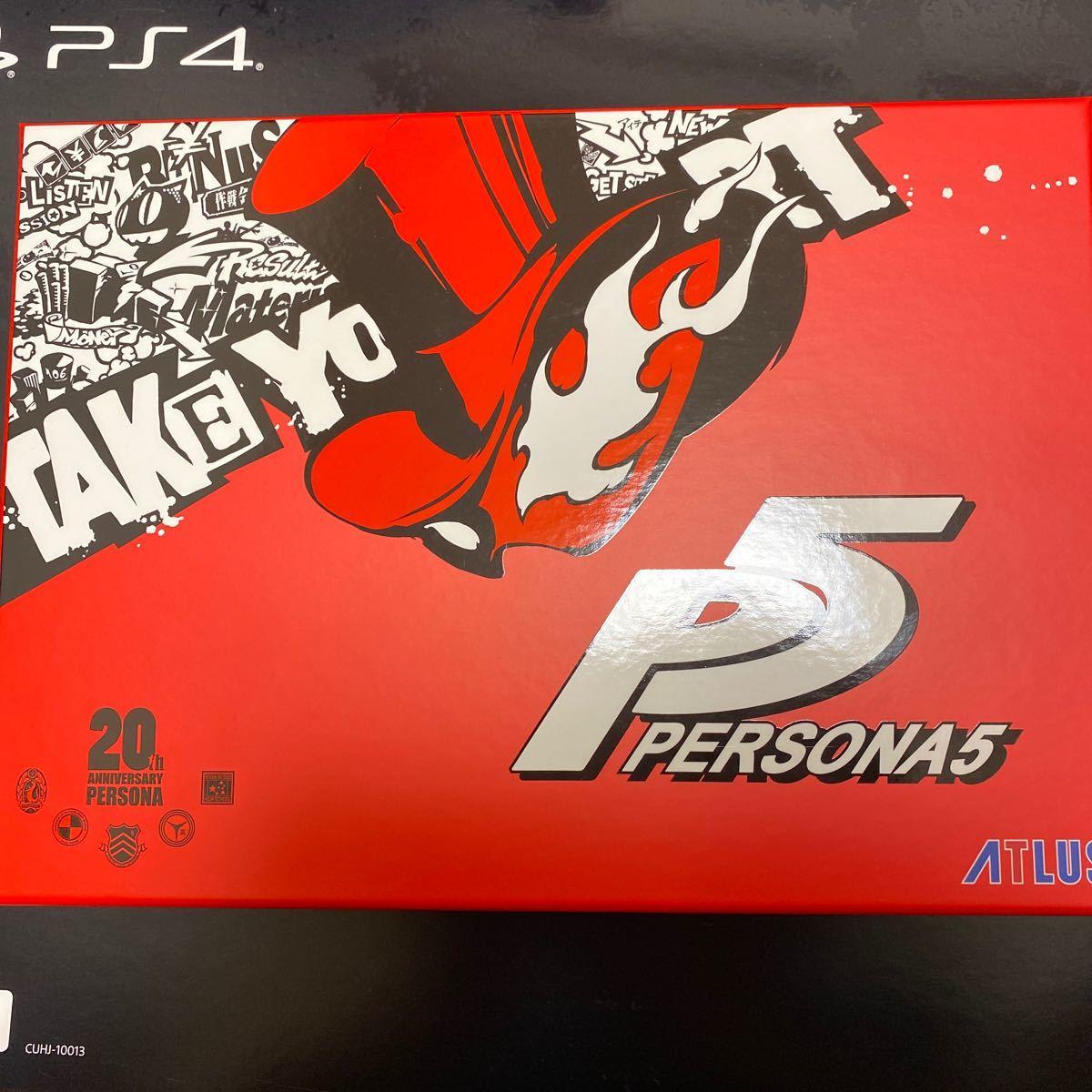 ペルソナ5 20thアニバーサリー・エディション PS4ソフト