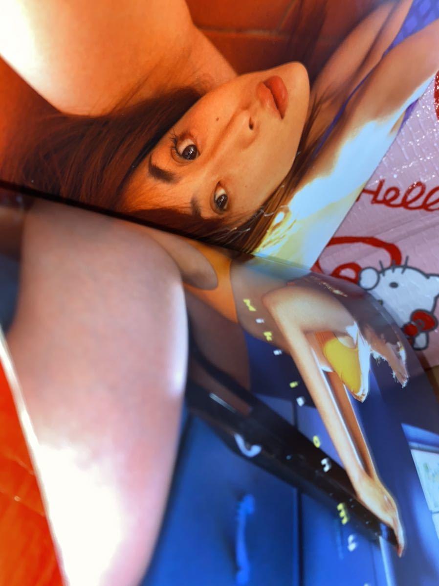 ☆ヤングアニマル 2000年No.8 春特選縦横無尽グラビアだっ 巻頭グラビア 相原未希 大胆 美少女水着 原史奈 ふたりエッチ_画像5