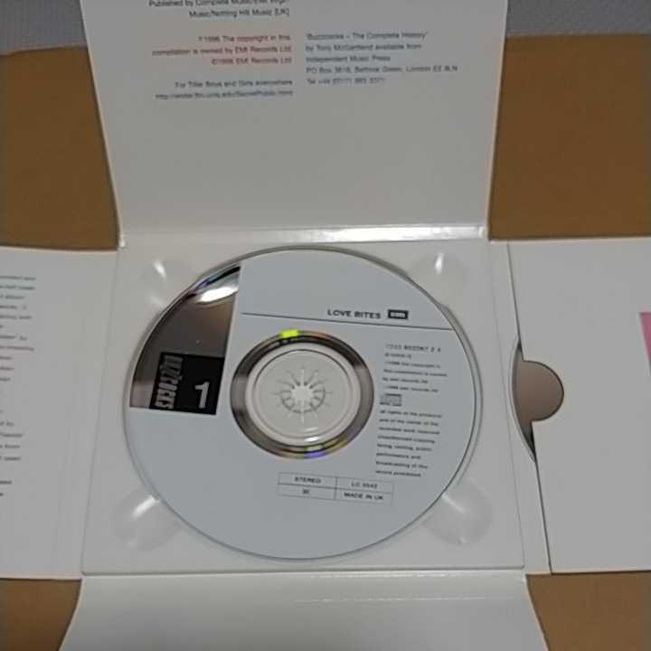 CD Buzzcocks「LOVE BITES」