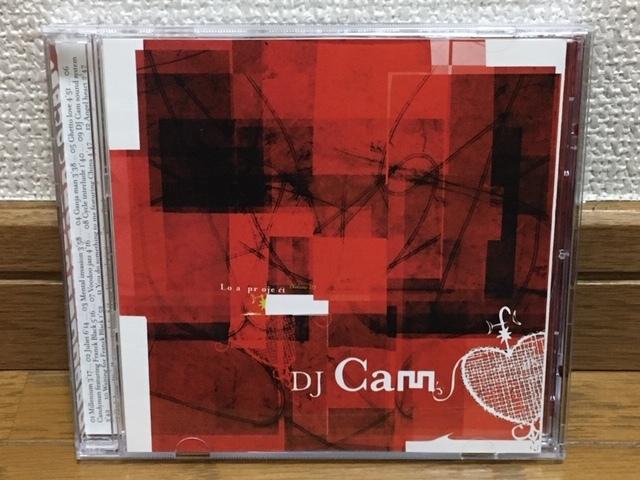 DJ CAM / Loa Project ヒップホップ ブレイクビーツ 名盤 国内盤(品番:ESCA-8143) 廃盤 J Dilla / Guru / DJ KRUSH / DJ Shadow / DJ VADIM_画像1
