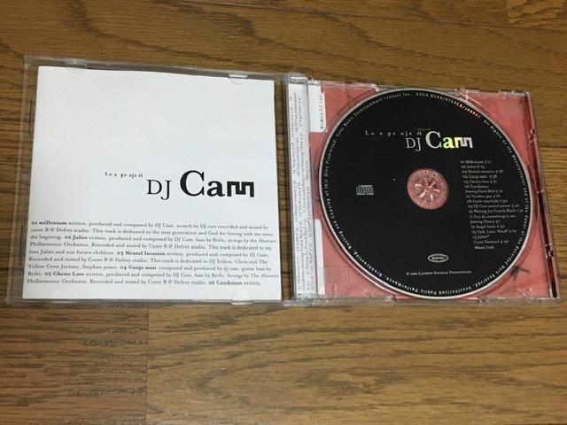 DJ CAM / Loa Project ヒップホップ ブレイクビーツ 名盤 国内盤(品番:ESCA-8143) 廃盤 J Dilla / Guru / DJ KRUSH / DJ Shadow / DJ VADIM_画像3