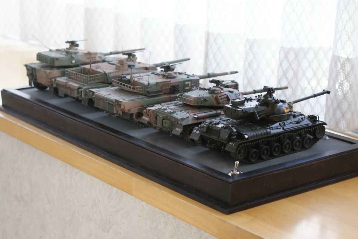 タミヤ 1/35 MMシリーズ 陸自戦闘車両進化の系譜_画像10