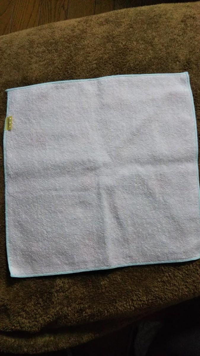 和タオルハンカチ うさぎ、ハンドタオル、石鹸
