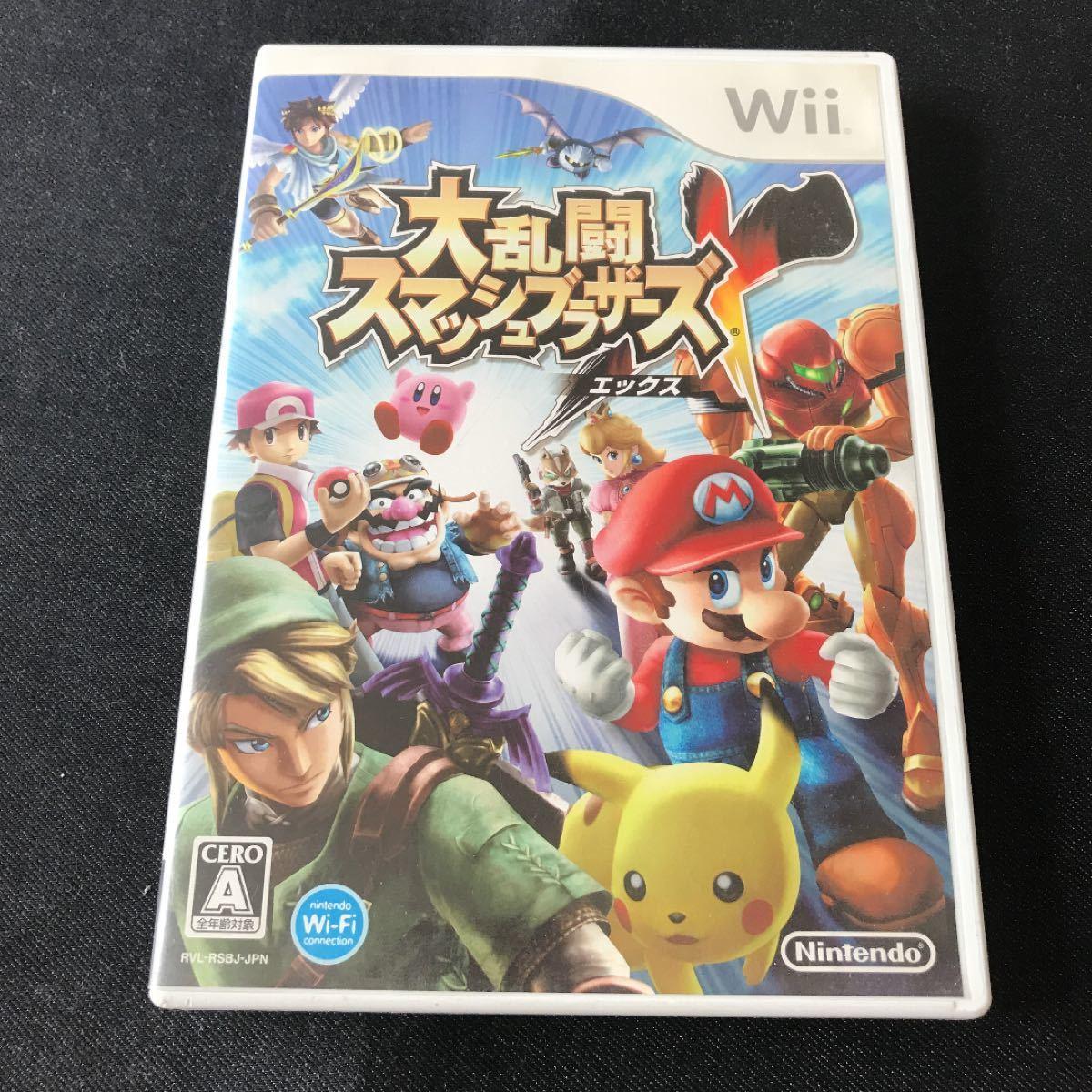 Wii 大乱闘スマッシュブラザーズ X