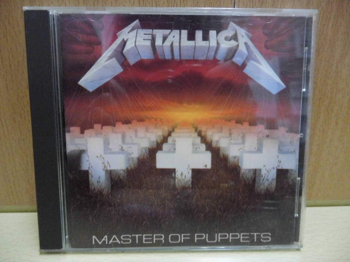 METALLICA /MASTER OF PUPPETS(輸入盤)9 60439-2_画像1