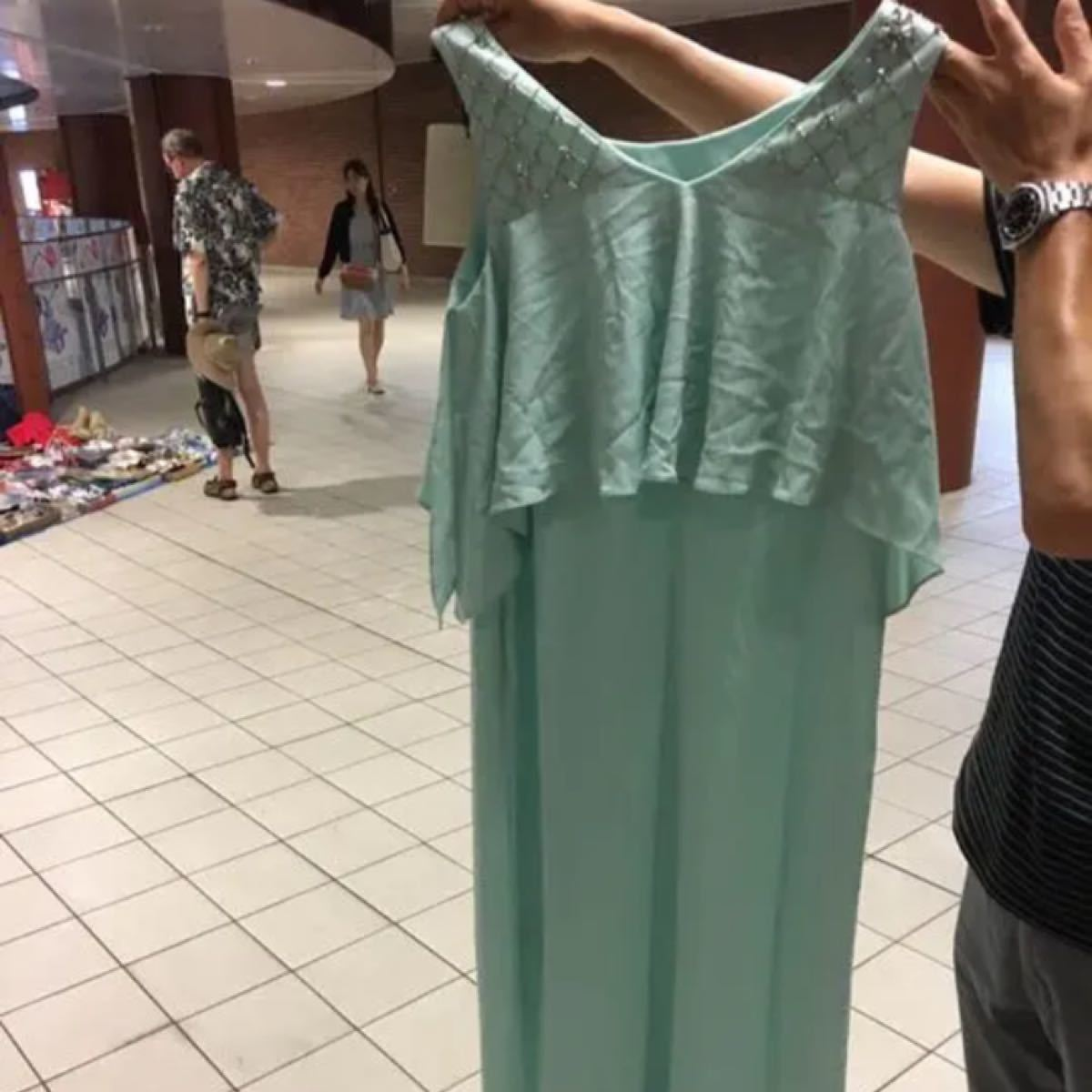GRACE CONTINENTAL グレースコンチネンタル ロング ドレス