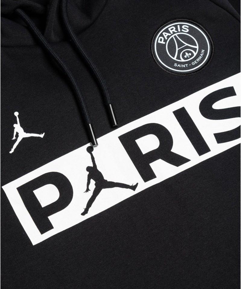 送料無料☆新品☆Nike Jordan x Paris Saint-Germain M サイズ PSG ナイキ ジョーダン × パリサンジェルマン パーカー フーディー