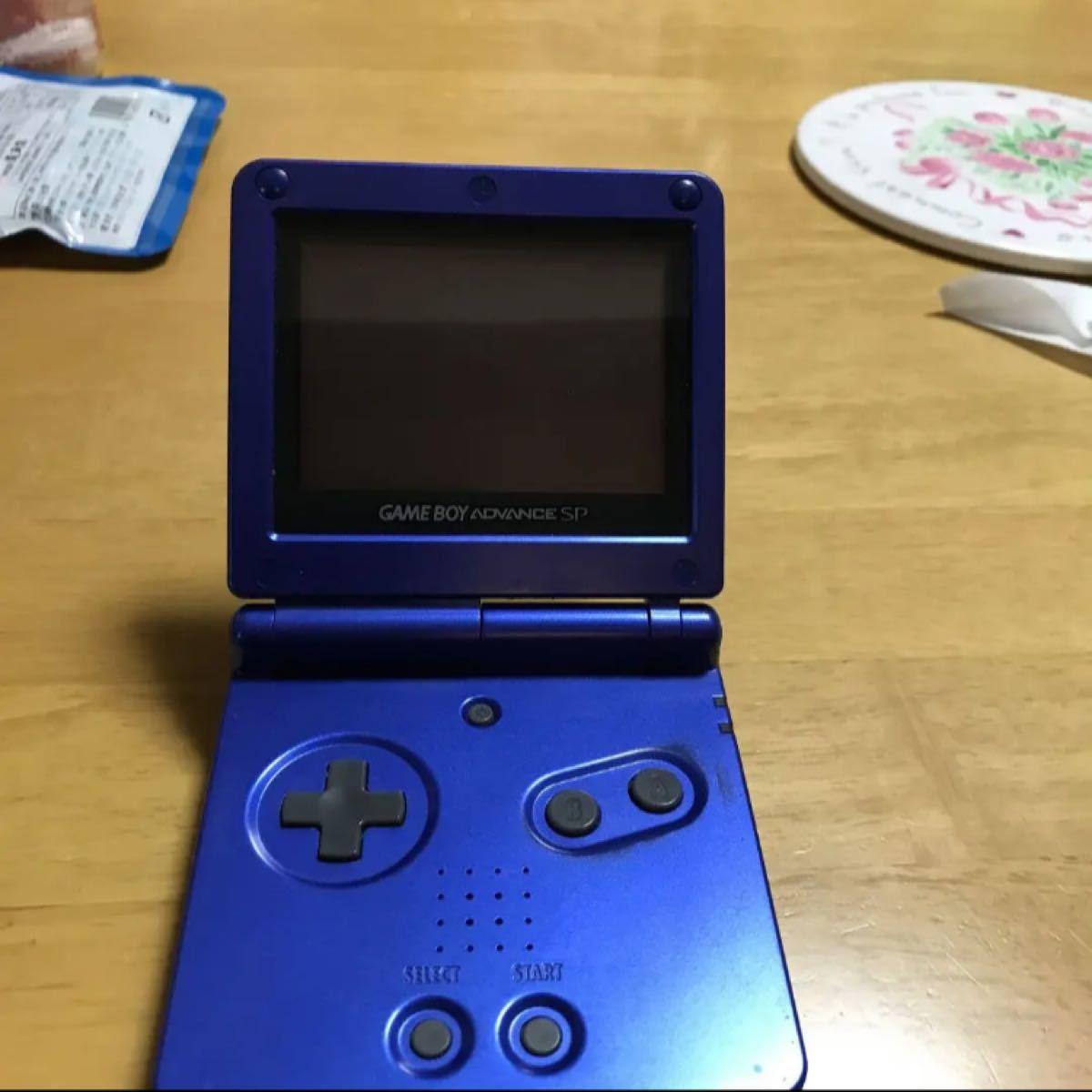 ゲームボーイアドバンスSP 任天堂 GBA