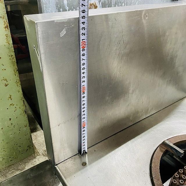 【中古】ローレンジ タニコー 強火 寸胴用コンロ 都市ガス 高さ43cm 2巻〔00661〕_画像10